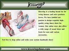 swing dance shoes near me