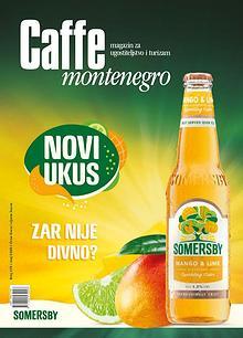 Caffe Montenegro br. 170