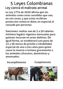 Leyes colombianas