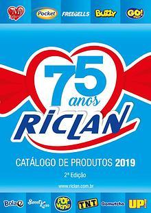 Catálogo Riclan 2019