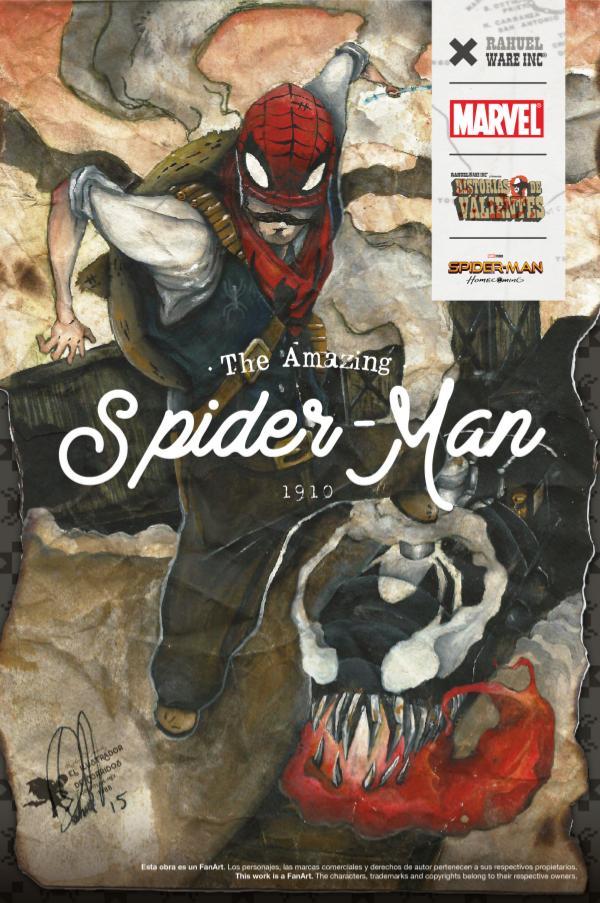 The Amazing Spider-Man 1910 The Amazing SpiderMan 1910 - El libro vaquero
