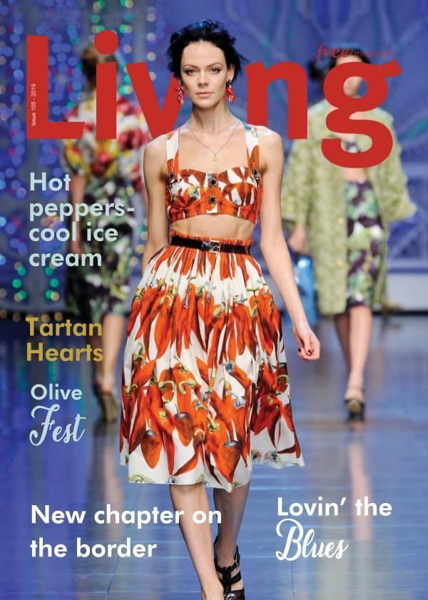 Living magazine LIVING MAGAZINE ISSUE 105
