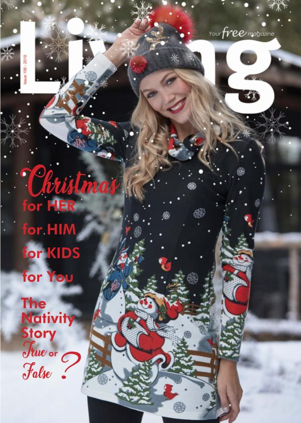 Living magazine LIVING MAGAZINE ISSUE 106