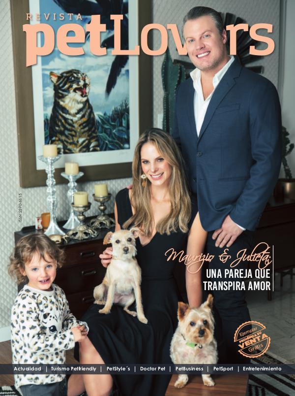 Revista PetLovers Edición 11 del año 2019 Revista PL para web