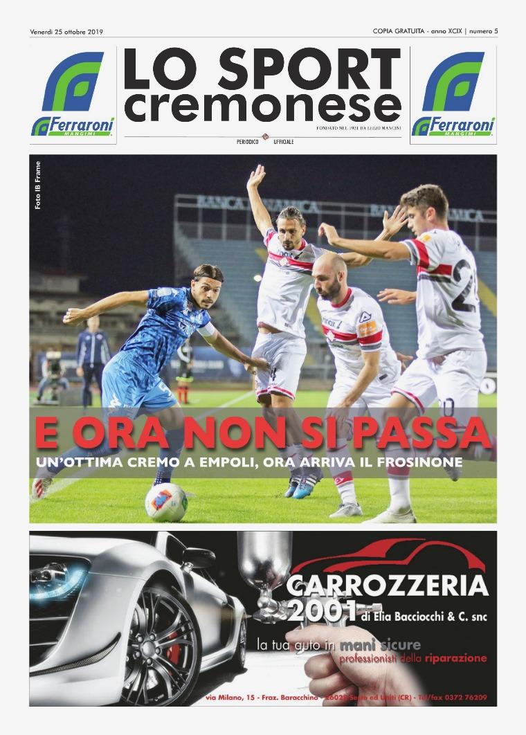 Lo Sport Cremonese 05 LO SPORT CREMONESE