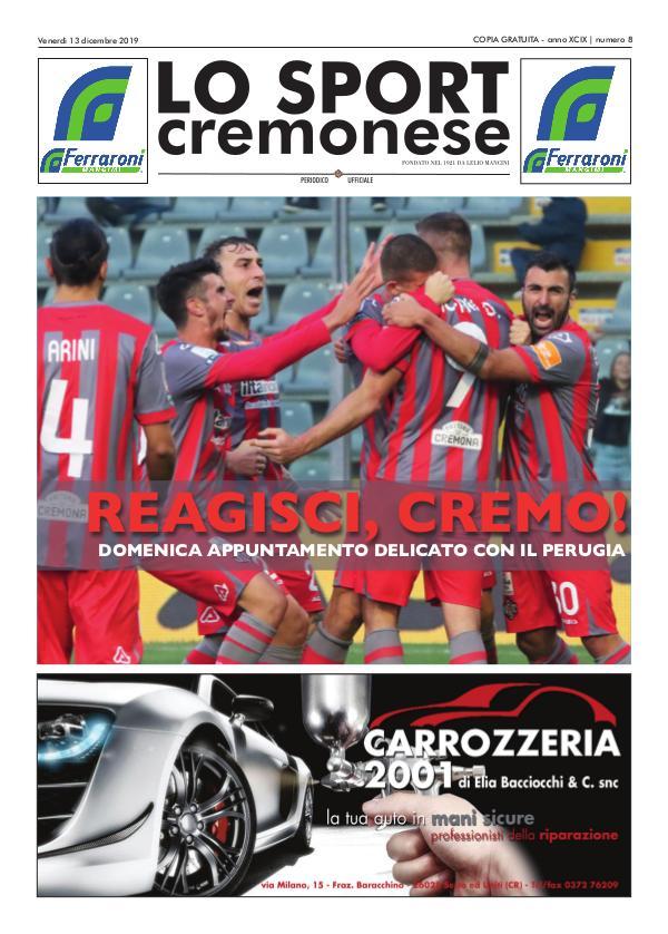 Lo Sport Cremonese 08 LO SPORT CREMONESE