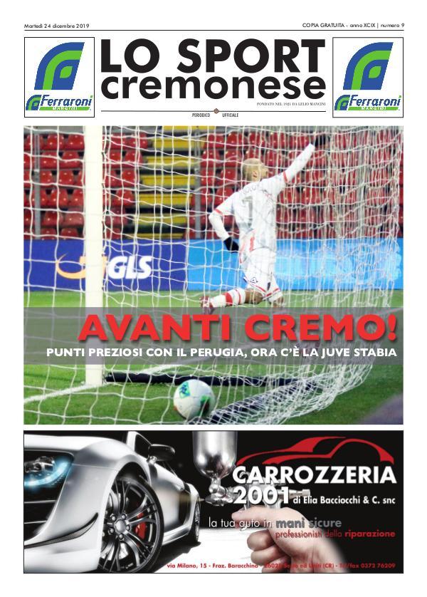 Lo Sport Cremonese 09 LO SPORT CREMONESE