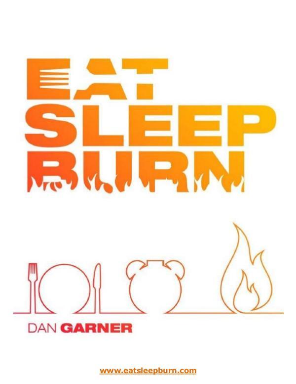 (PDF) Todd Lamb's Eat Sleep Burn Free Download: Dan Garner Dan Garner
