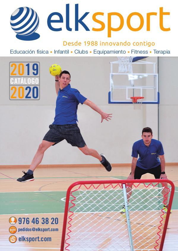Catálogo Elk Sport 2019-2020 Catálogo Elk Sport 19-20
