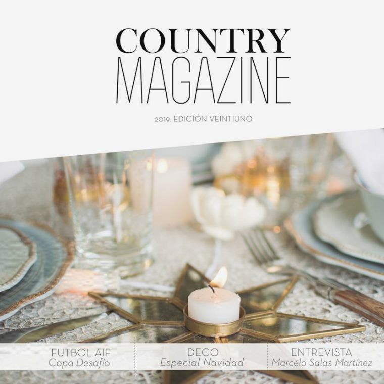 Country Magazine CMag 21