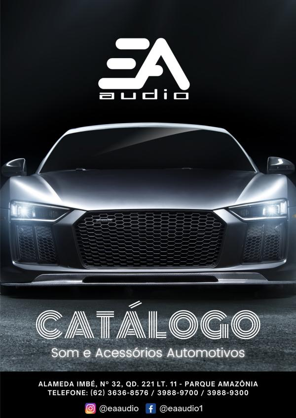 Catálogo EA Audio