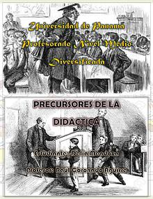 precursores de la didáctica