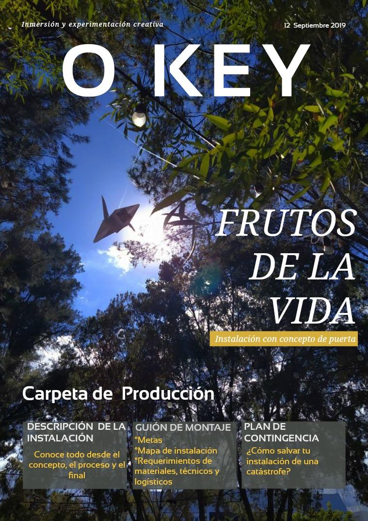 Carpeta de producción Okey