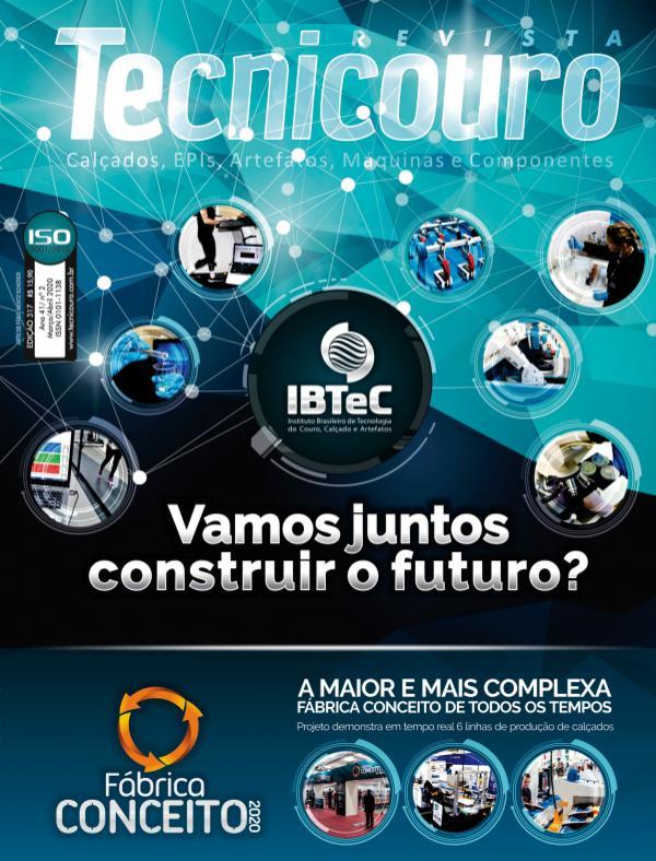 Revista Tecnicouro - Ed. 317 Ed. 317 - completa