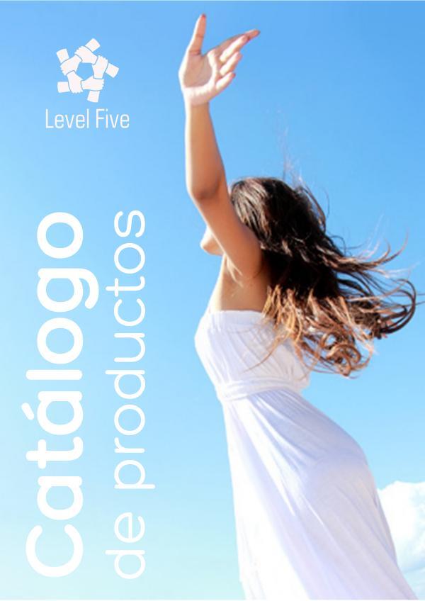 Level Five - Catalogo 2020 Catalogo2020-LEVELFIVE