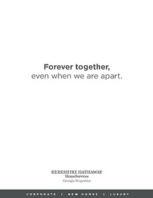 FOREVER TOGETHER WITH THE FOREVER BRAND