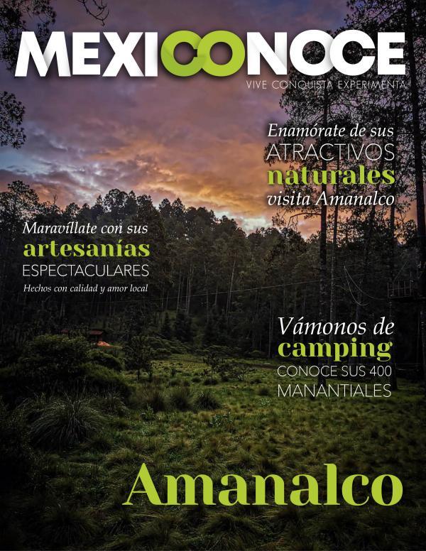 Revista Mexiconoce REVISTA MEXICONOCE AMANALCO