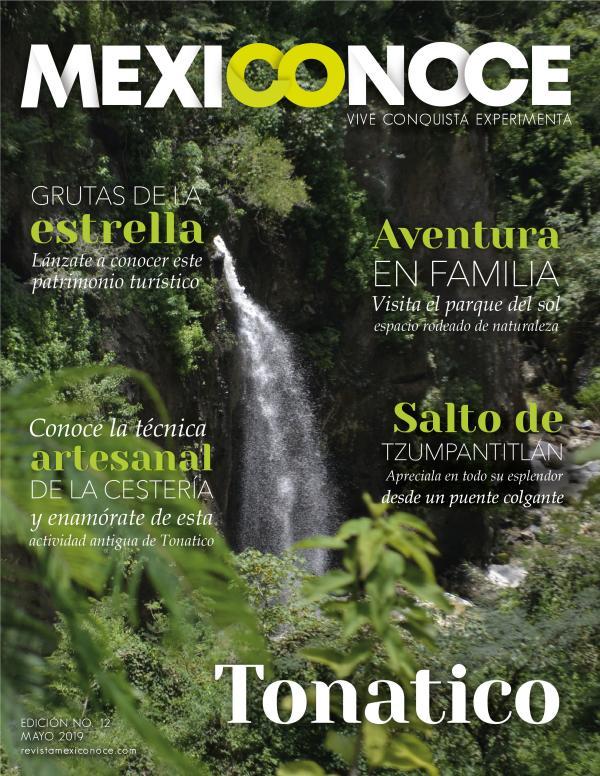 Revista Mexiconoce REVISTA MEXICONOCE TONATICO