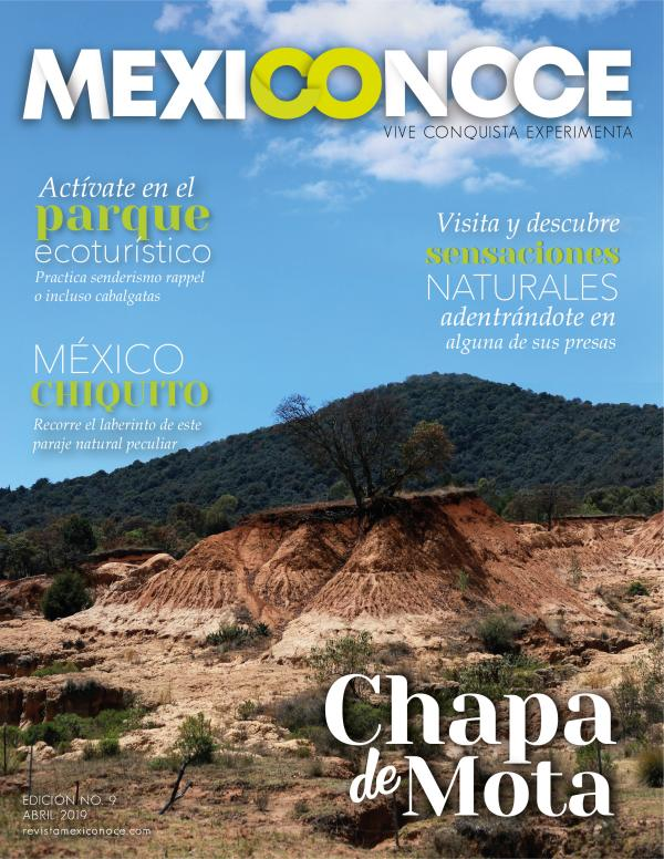 Revista Mexiconoce REVISTA MEXICONOCE CHAPA