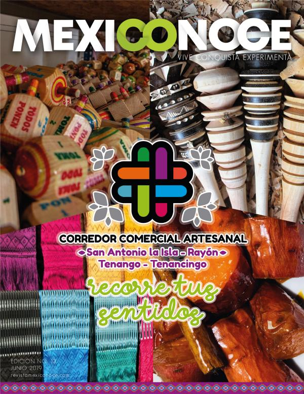 Revista Mexiconoce REVISTA MEXICONOCE CORREDOR COMERCIAL