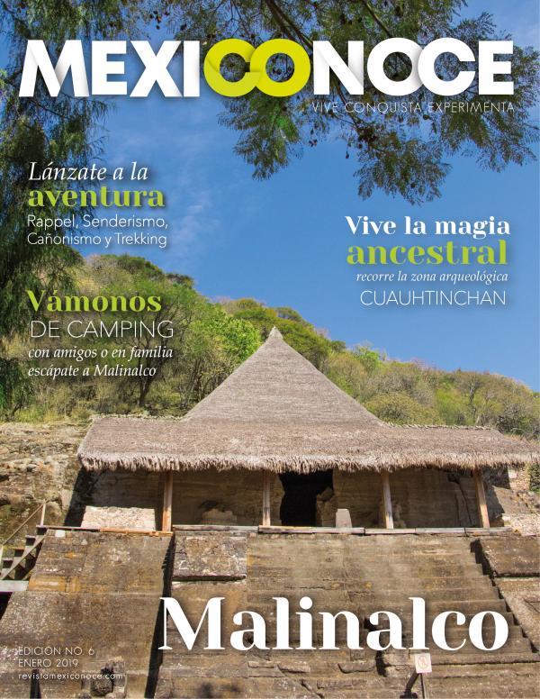Revista Mexiconoce REVISTA MEXICONOCE MALINALCO