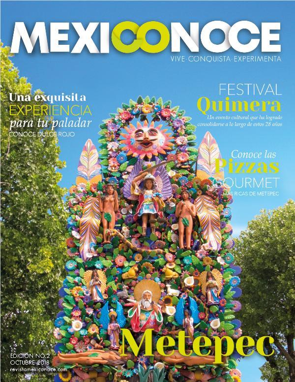 Revista Mexiconoce REVISTA MEXICONOCE METEPEC