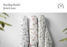 Katalog tkanin | Jesień 2019