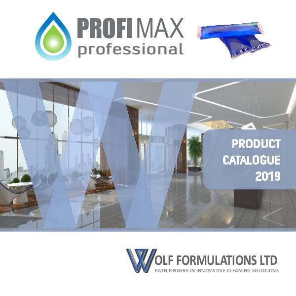 Profimax ProfiMax product catalogue