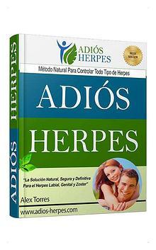 Adios Herpes PDF / Libro Gratis Descargar Alex Torres
