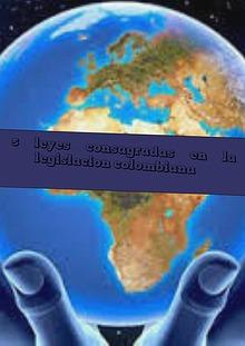 5 leyes consagradas en la legislación colombiana