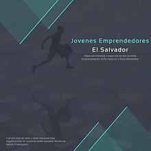 Jovenes Emprendedores El Salvador