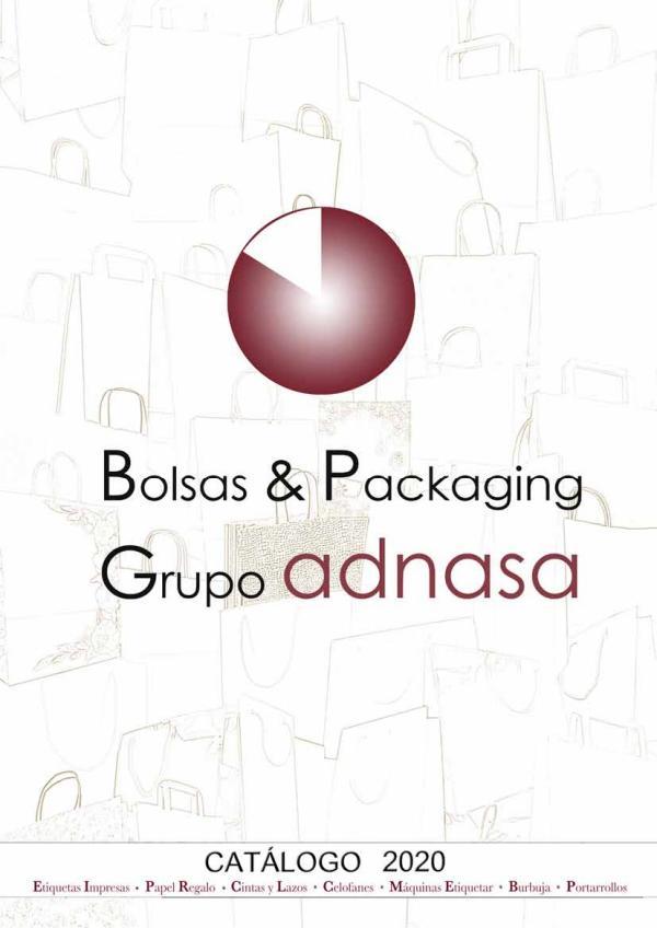 Catálogo Bolsas de Papel y Tela 2019/20 catalogo_bolsas_set2019