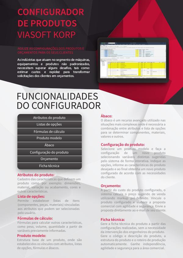 Configurador de Produtos Korp CONFIGURADOR DE PRODUTOS FIM
