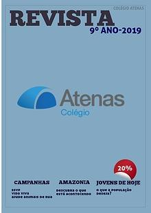 Revista Digital Colégio Atenas-2019
