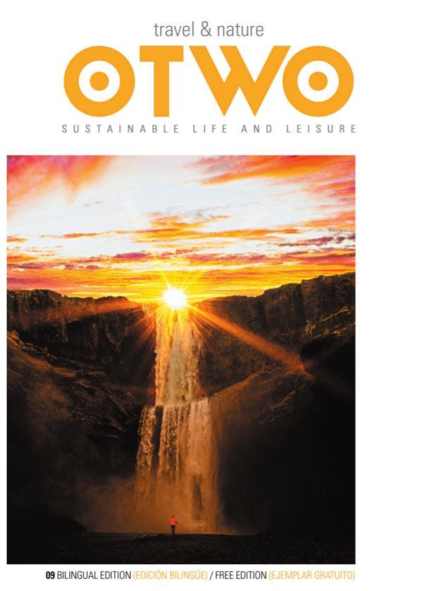 OTWO Magazine April 2020