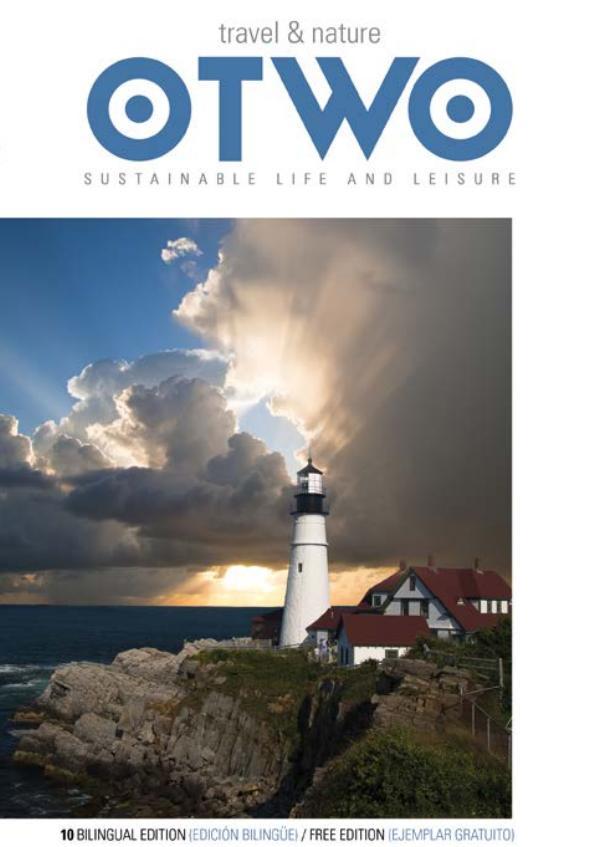 OTWO Magazine May 2020
