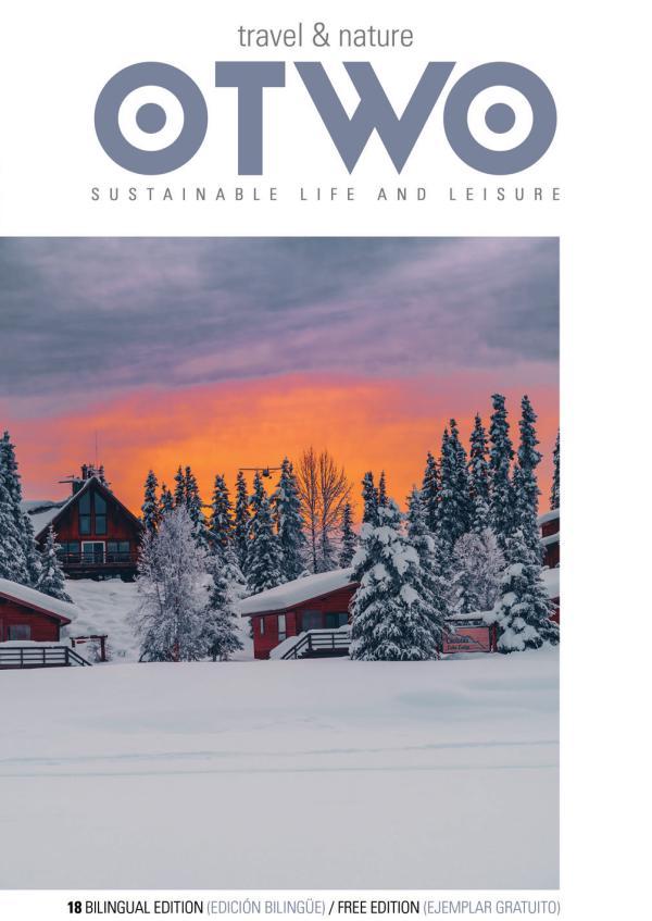 OTWO Magazine January 2021