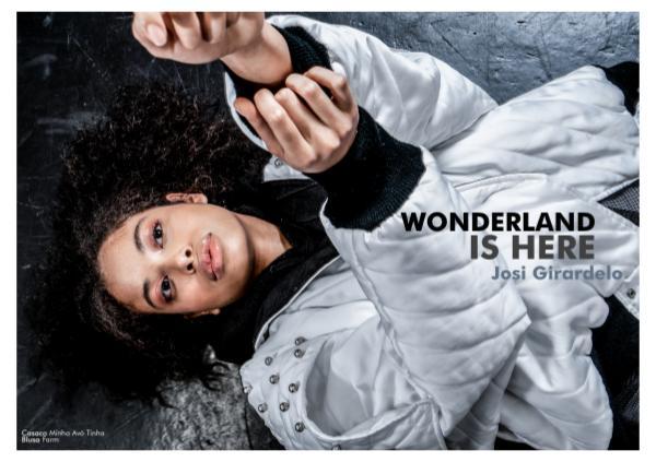 Wonderland is here wonderland is here