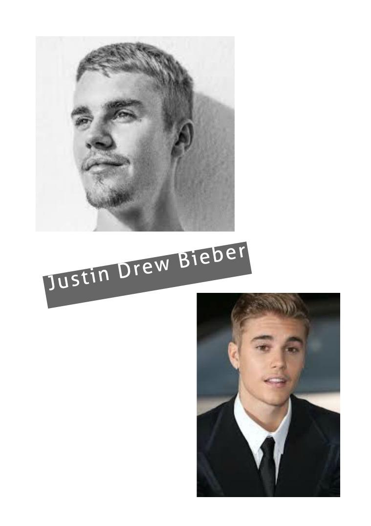 Justin Bieber Trabalho Académico