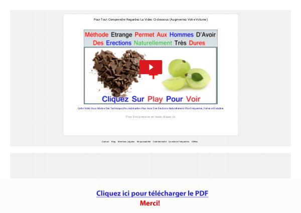 Erections Fortes Pour La Vie PDF Free Download