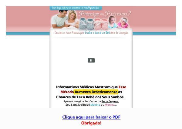 Príncipe Ou Princesa PDF Free Download