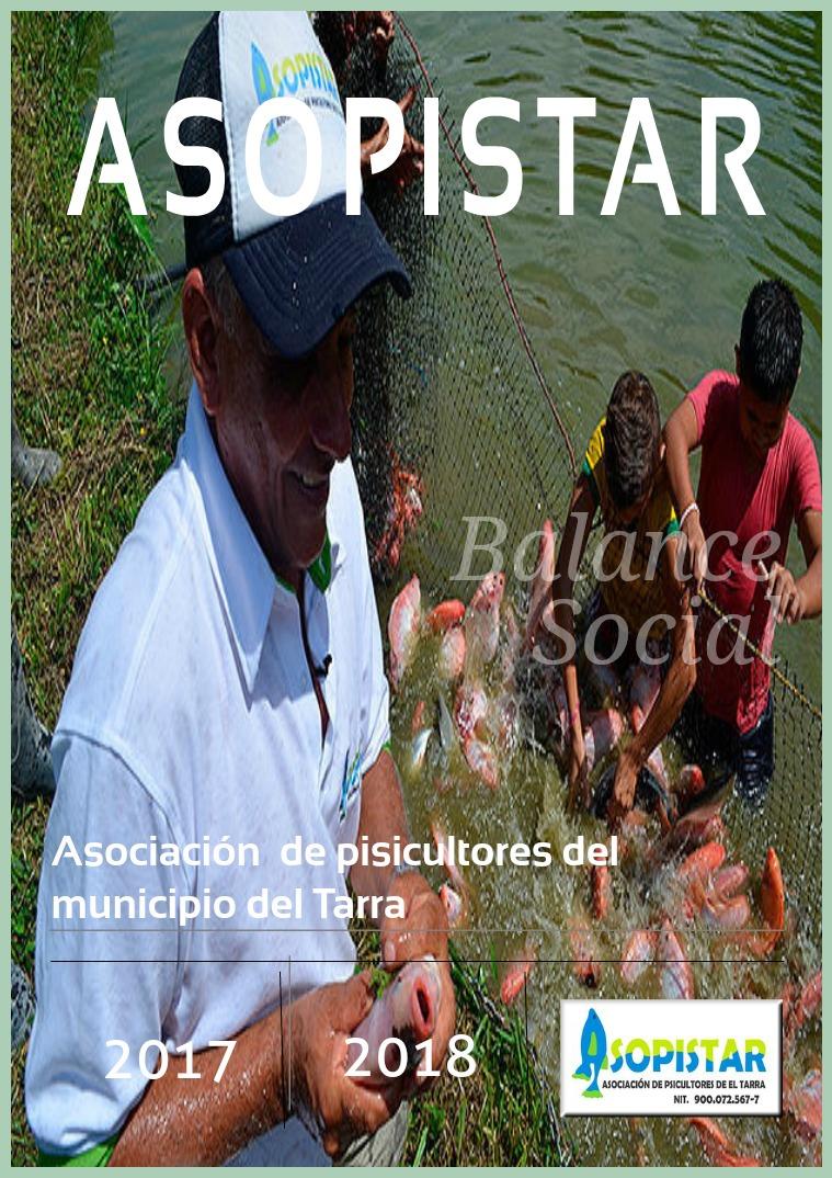 Revista informativa de ASOPISTAR ASOPISTAR2019