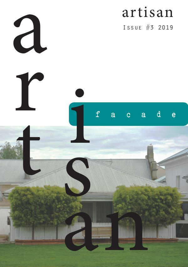 ARTISAN edisi 2 Artisan Issue 3-PRESS