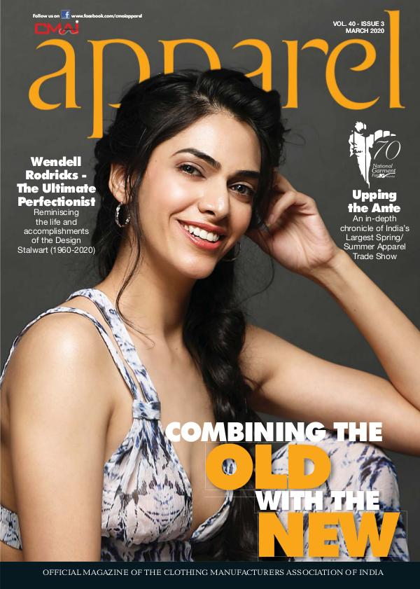 Apparel March 2020 Apparel March 2020 issue
