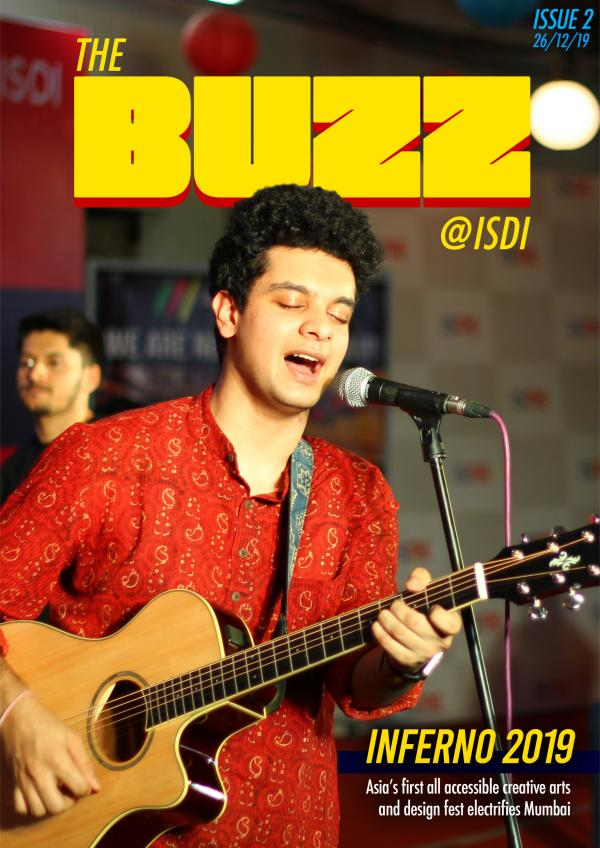 The BUZZ @ ISDI Issue 2 - December 2019