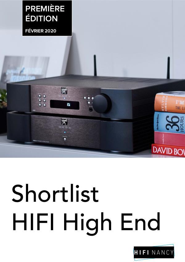 Shortlist High End - Nancy