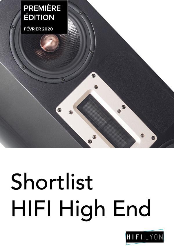 HIFI High End Shortlist High End - Lyon