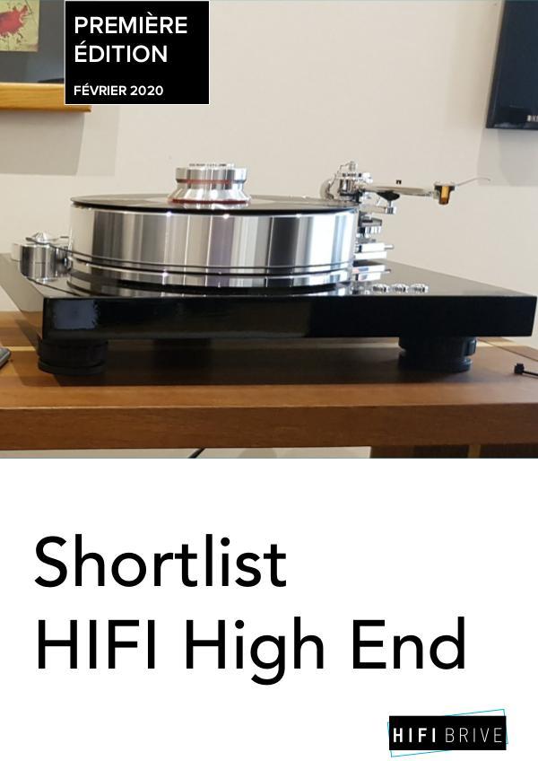 HIFI High End Shortlist High End - Brive