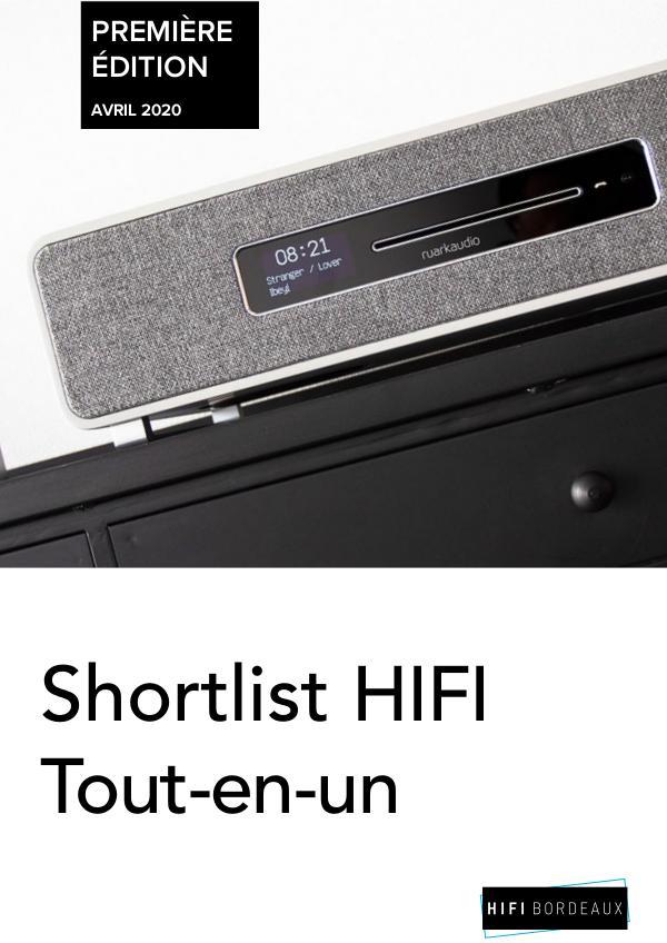 HIFI Tout-en-un Shortlist tout-en-un - Bordeaux