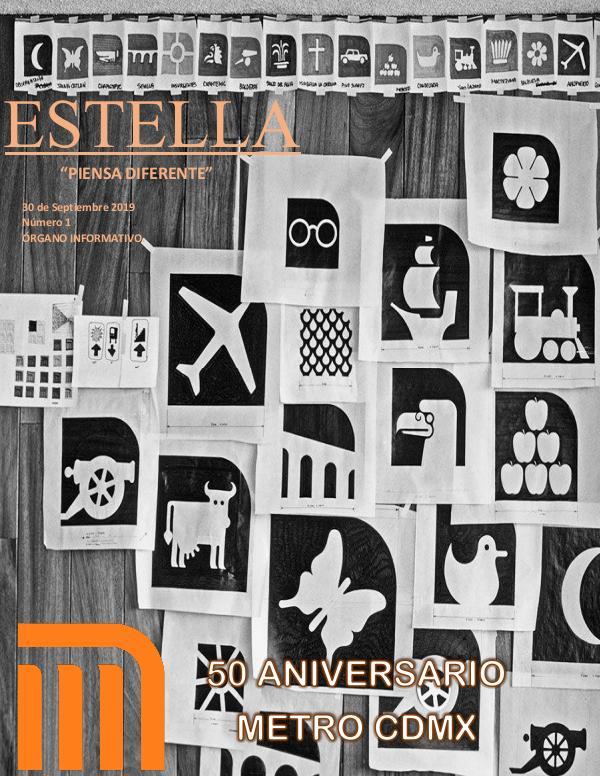 Gaceta Estella. Estella. Volumen 1. Septiembre 2019